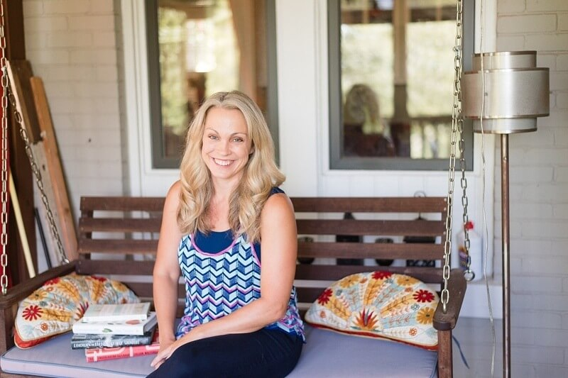 """Gin Phillips, Author of The Well and the Mine and Fierce Kingdom and founder of Wordsmiths <br/> """"Do something you love. Your job takes up around 75 percent of your life. That's too much time to spend doing something that's a chore."""""""