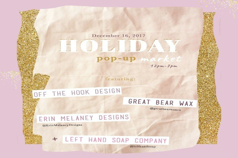 Dec 16: Holiday Market with American Threads