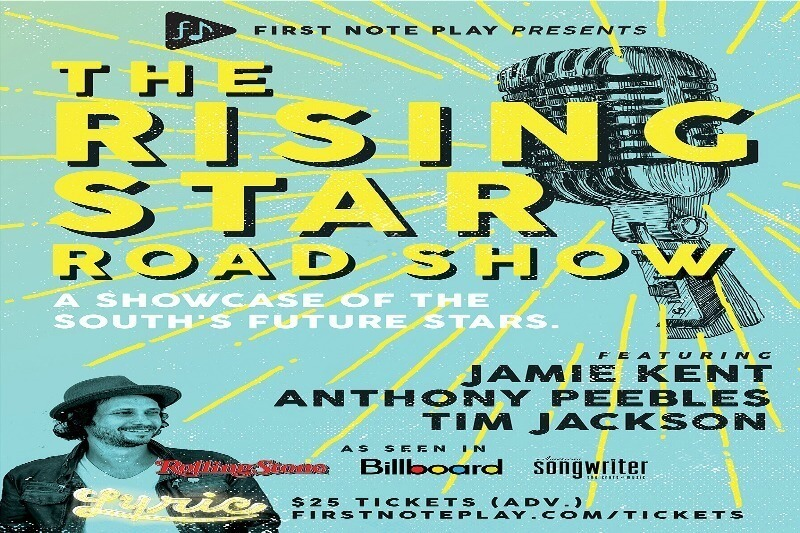 Jan 19: The Rising Star Roadshow at The Lyric