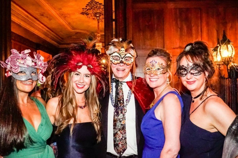 Enjoy a Mardi Gras themed bash while supporting while supporting the Alpha Omega Veterans Services at the 2nd Annual Military Masquerade! Image: ARS/Rescue Rooter