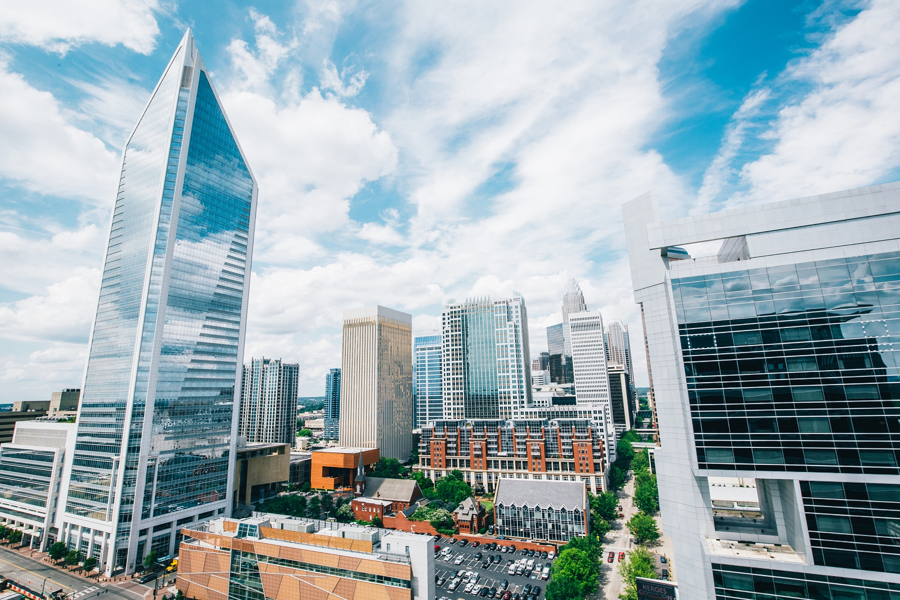 Uptown neighborhood spotlight — Charlotte, NC