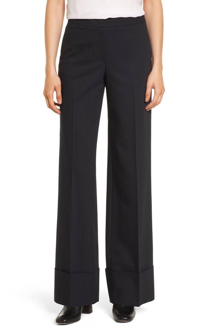 And for the ladies in need of some chic and sophisticated trousers, this wide-leg option is a must. These are ultra-flattering, on-trend and can be worn straight from the office to a night out. These, by Lewitt, are $179.40. Details here. Image: Nordstrom