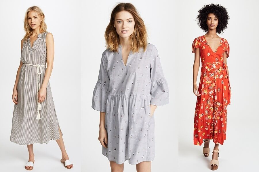 9 Spring Dresses Perfect to Pack for Spring Break!