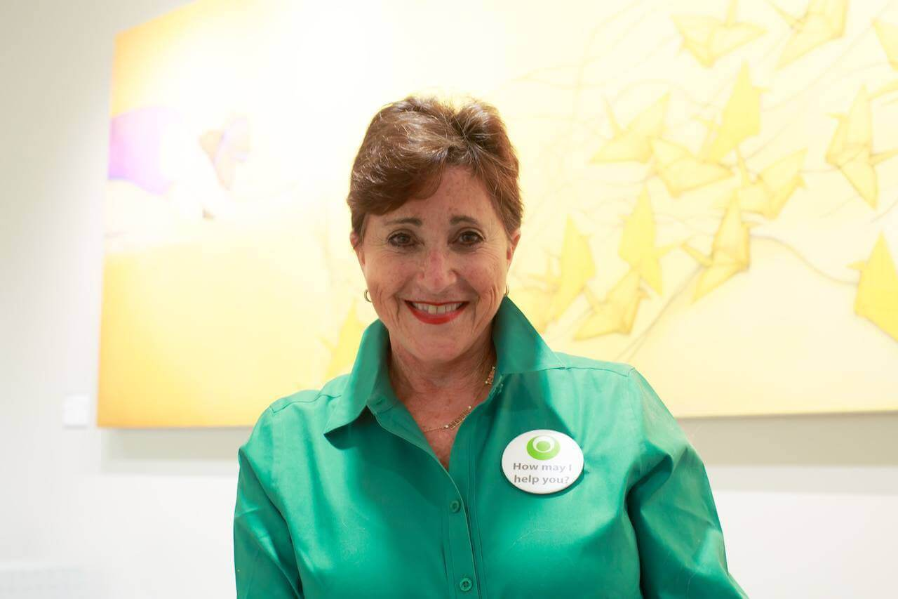 Jo Anne Fusco is the executive director of the Exceptional Foundation of West Tennessee, as well as a therapy dog owner and trainer.