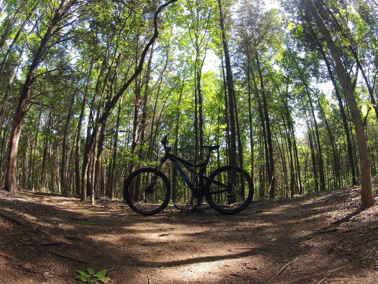 Bike your way along the greenways in Donelson