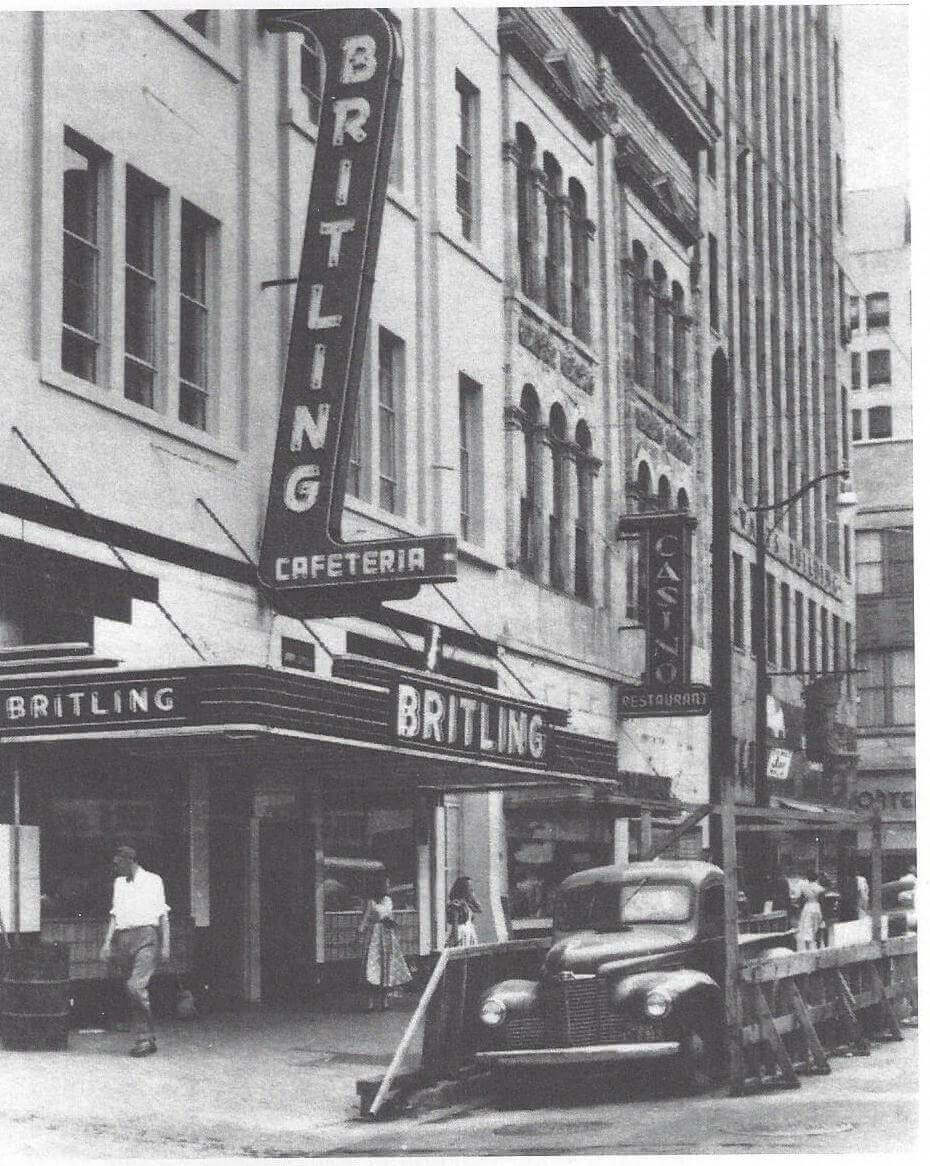 Britling's on 20th Street and 3rd Avenue | Image: Jim Hahn of You Know You Grew Up in Birmingham, Alabama, If