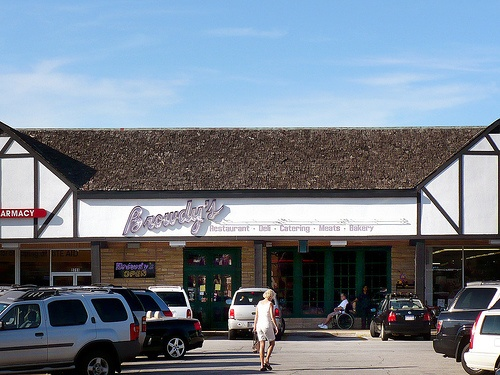 Browdy's last location was in the Mountain Brook Village Shopping Center. Image: Dystopos