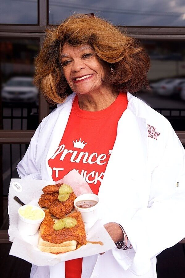 Hot Chicken's Leading Lady: André Prince Jefferies of Prince's Hot Chicken