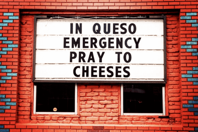 78 Funny Marquee Quotes From Rosepepper Cantina
