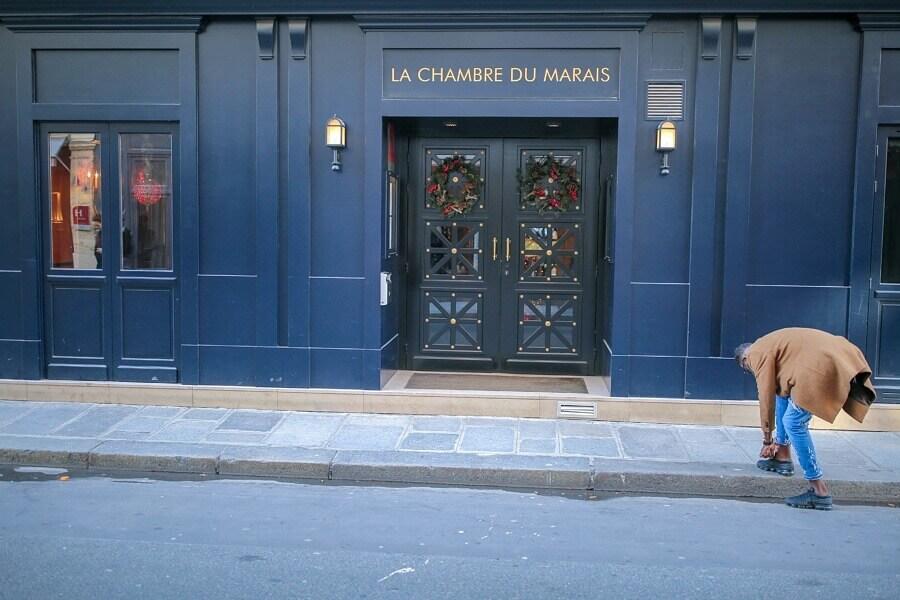 a day in the Marais, Paris