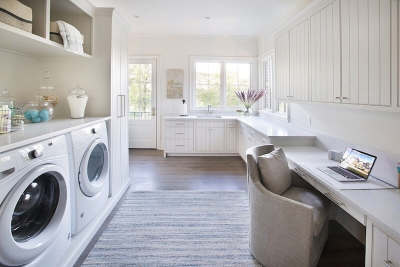 Amazing Nashville Mudrooms, Laundry Rooms + Pantries: Practical Made Pretty
