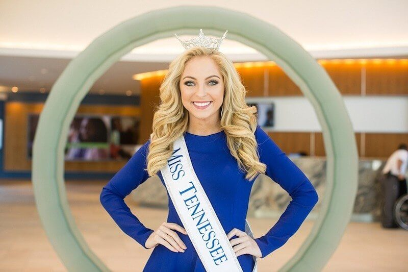 Caty Davis, Miss Tennessee 2017: FACES of the South