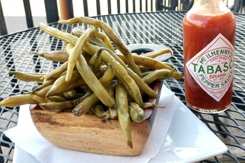 Chef Ryan Trimm's Pickled Green Beans (or Okra) Recipe