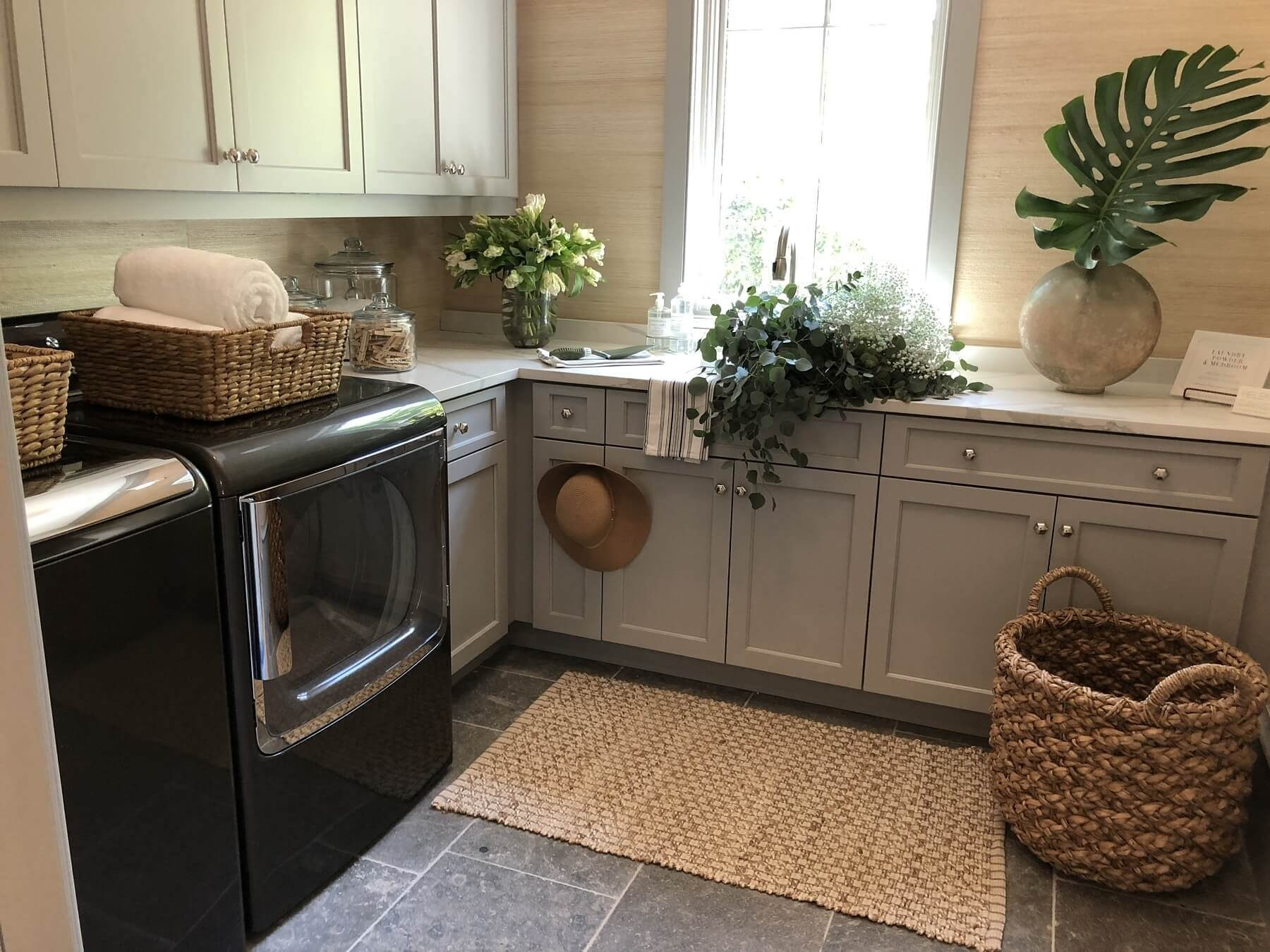 Convenience is key, and with laundry rooms on both levels, this home delivers!