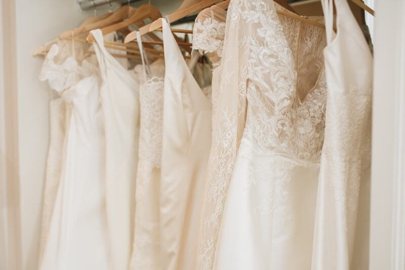 Enjoy the Ultimate Wedding Dress Shopping Experience at Ivory & White