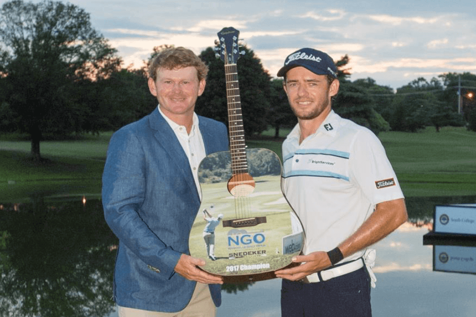 May 21-27: Nashville Golf Open Benefiting the Snedeker Foundation