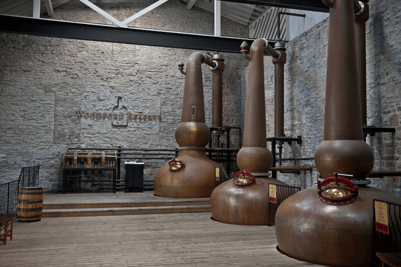 Friday Nights in July through Sept: Woodford Reserve Friday Night Live