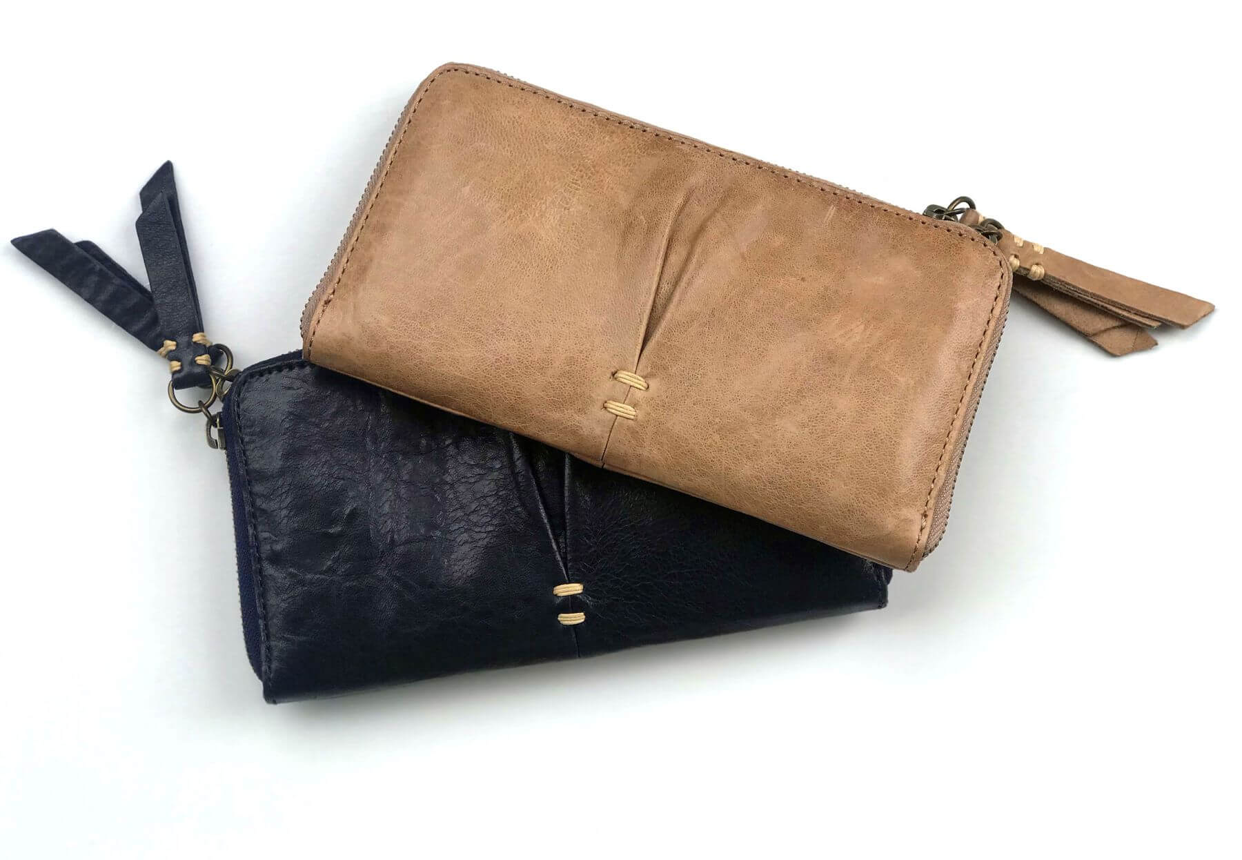 This wallet is perfect for on-the-go ladies!