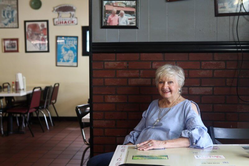 Myra Grissom Harper of Miss Myra's Pit Bar-B-Q: FACES of Birmingham