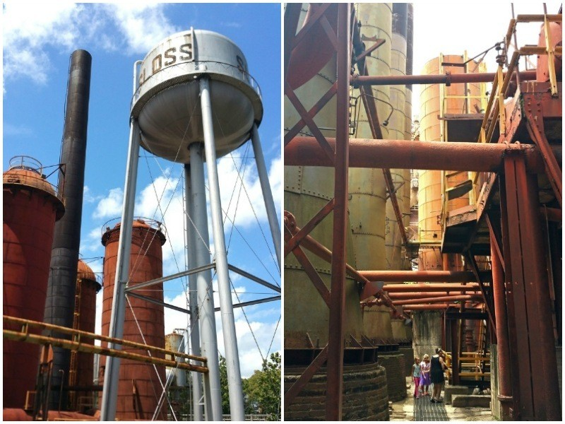 Things to do in Birmingham — Sloss Furnaces