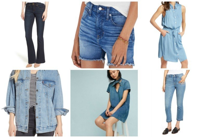 Blue Jean Baby: Our Current Favorite Denim Styles