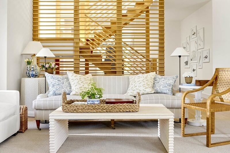 A Stunning Home by Amy Berry, Interior Designer & Tastemaker for Antiques at The Gardens