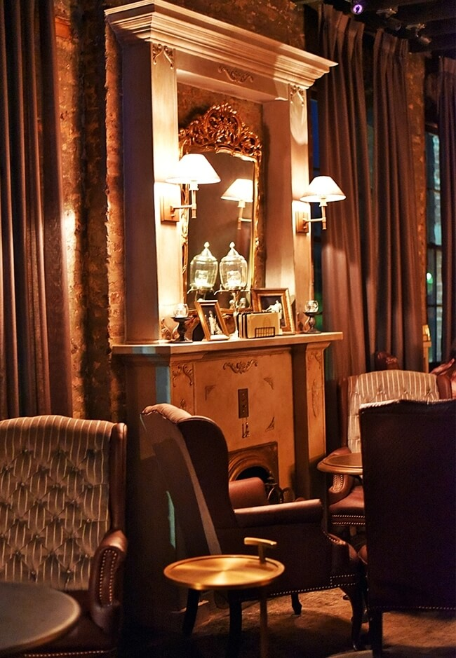 Birmingham's Hidden Bars––The Marble Ring is reminiscent of the era of bootleggers and flappers.