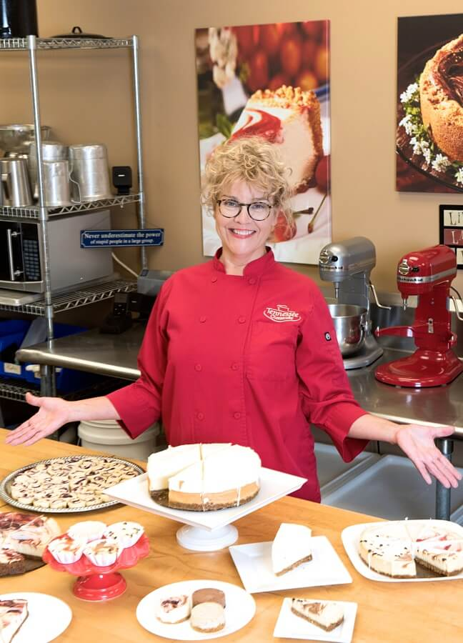 FACES of Nashville: Valerie Wilson, Tennessee Cheesecake