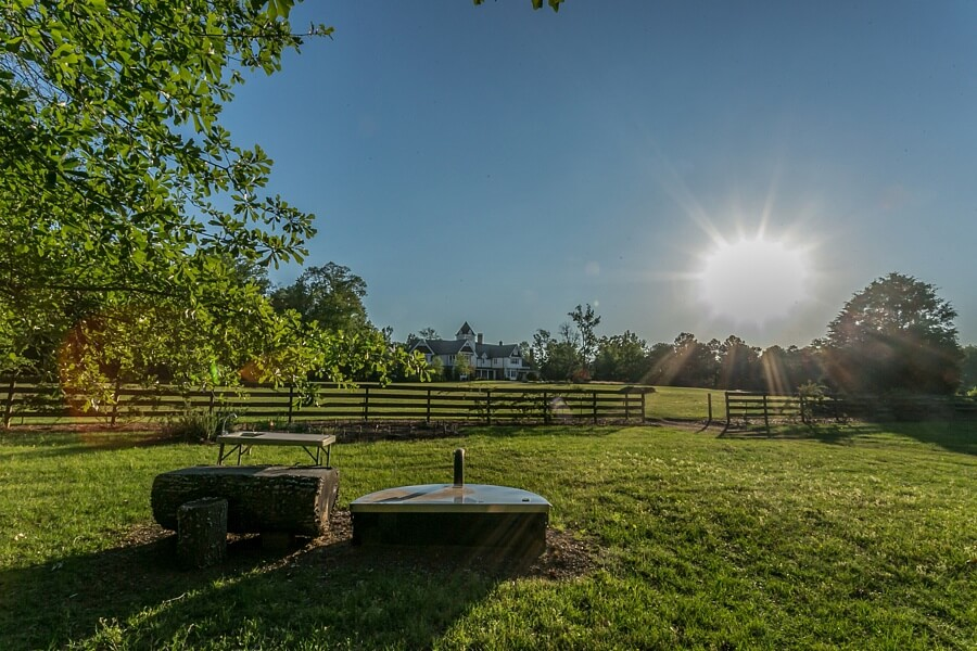 This home is nestled in the Rolling Hills of Oak Mountain, just south of Birmingham.