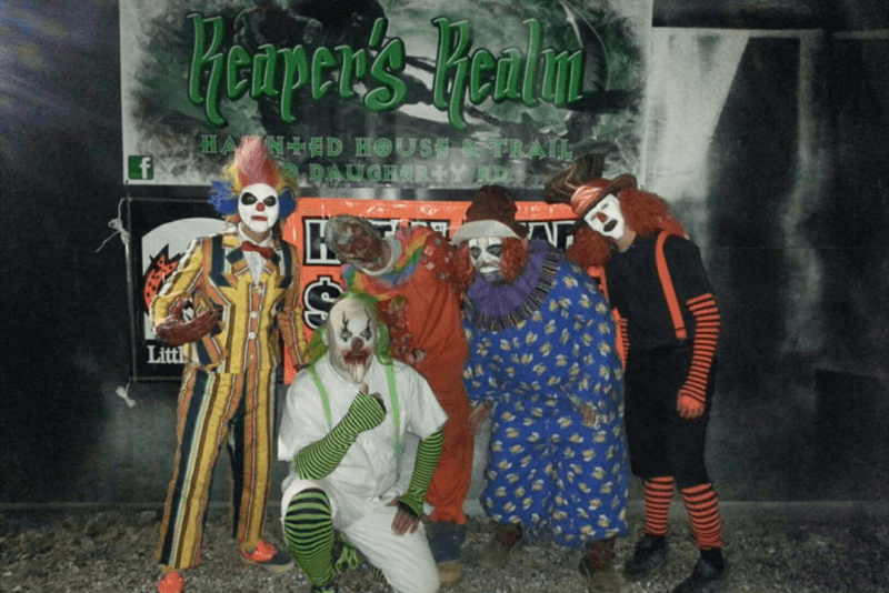 Charlotte Haunted Attractions