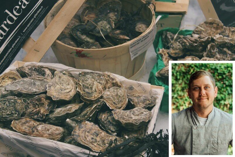 Recipe: Broiled Oysters with Bone Marrow Herb Butter