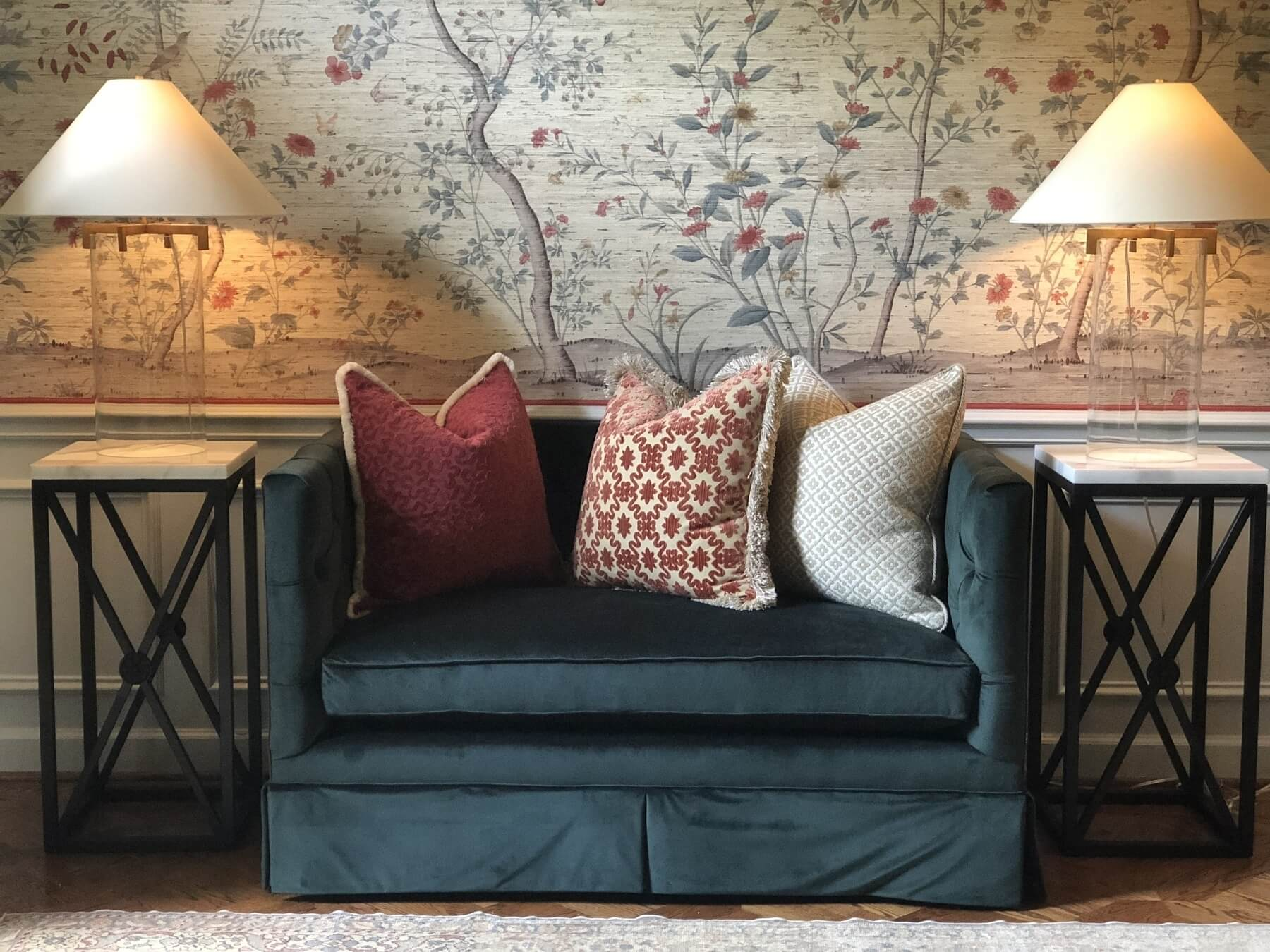 Home Trends: Wallpaper in Every Room