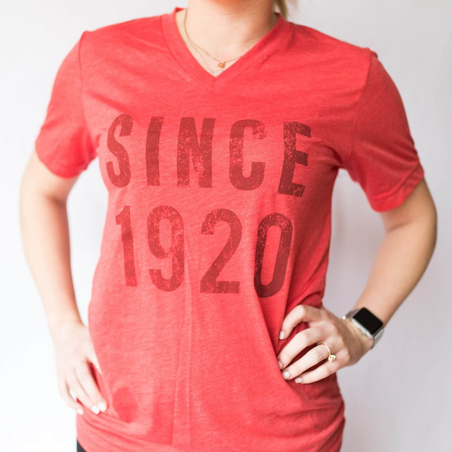 Rep your 1920 tee with pride