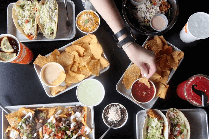 Fast-Casual in Charlotte — Tacos 4 Life
