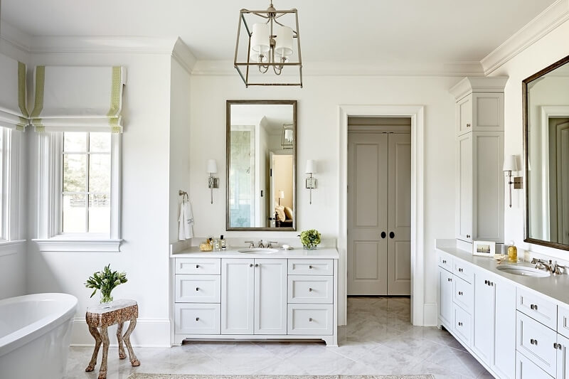 5 Luxurious Southern Bathrooms