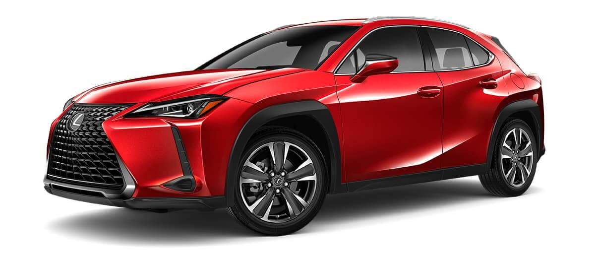 The newest model under the Lexus banner, the UX is focused on providing a streamlined user experience. Available in a hybrid, Luxury, and F Sport version as well as the 200, the UX is designed to meet a wide range of drivers' desires.