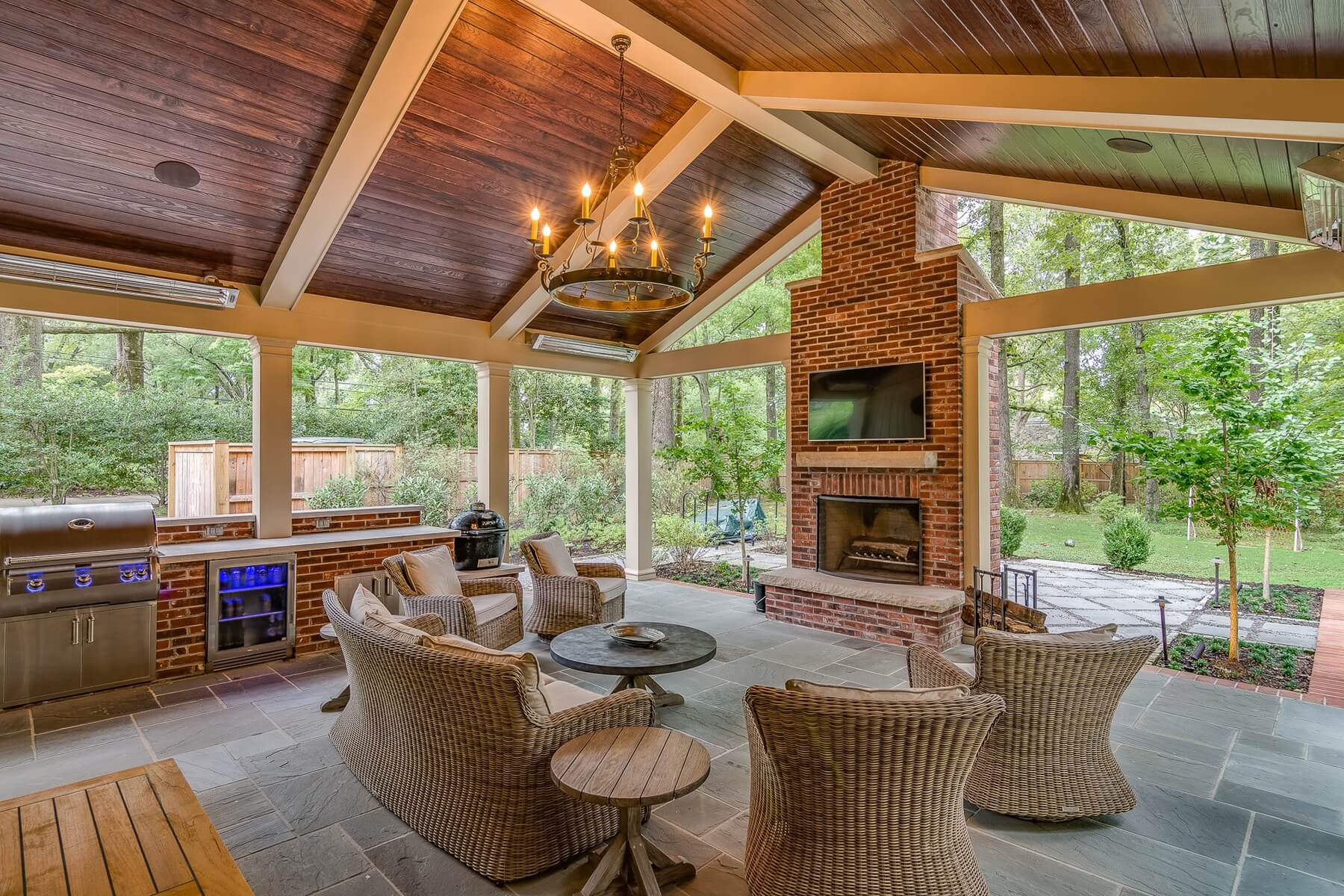 Some of memphiss most enviable outdoor living spaces