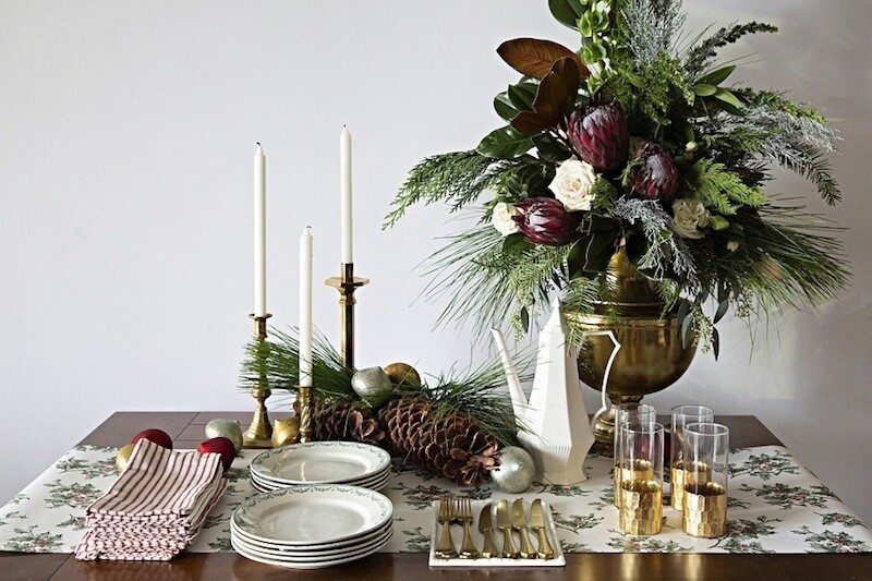 3 Amazing Centerpieces & Tablescapes for Holiday Entertaining