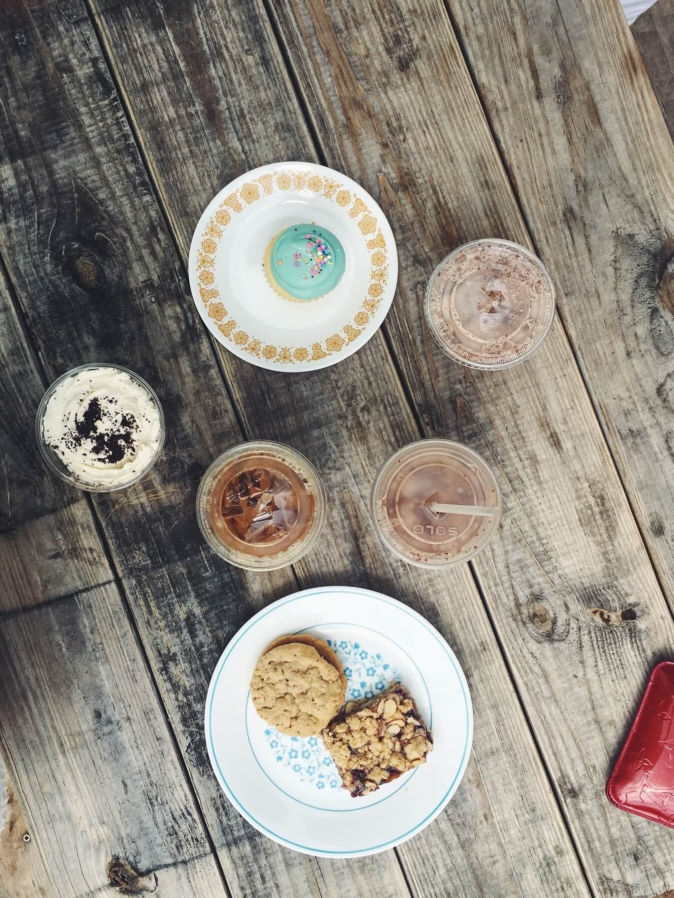 Muddy's baked-from-scratch Southern desserts range from puddings, cakes and pies to cupcakes, cookies and brownies. Image: Cara Greenstein of Caramelized