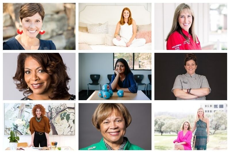 14 Pieces of Advice: FACES of the South 2018