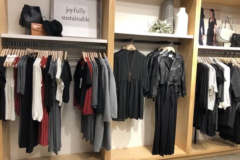 Sustainable Fashion Awaits at Amour Vert