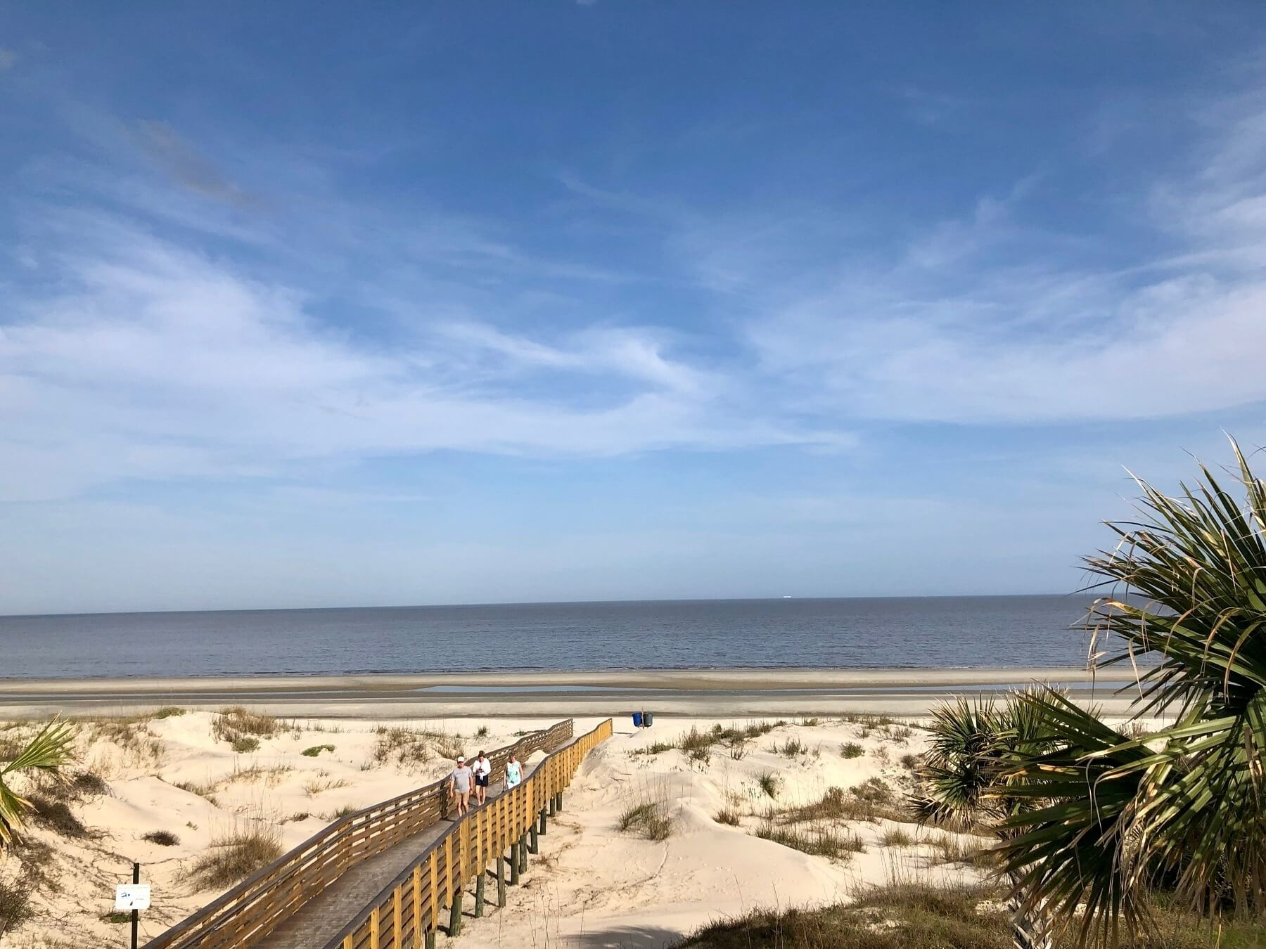 Beaches on Jekyll Island