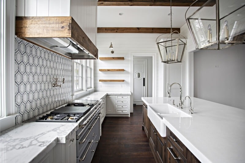 2019's Top Kitchen Flooring Trends and How to Style Them in Your Home