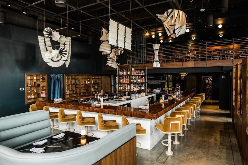 12 of Nashville's Most Creatively Designed Bars