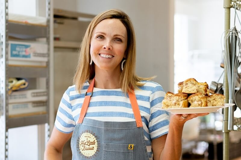 Meet Callie's Biscuits Founder Carrie Morey