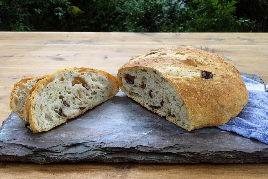 Homemade Bread: The Easiest Recipe Ever