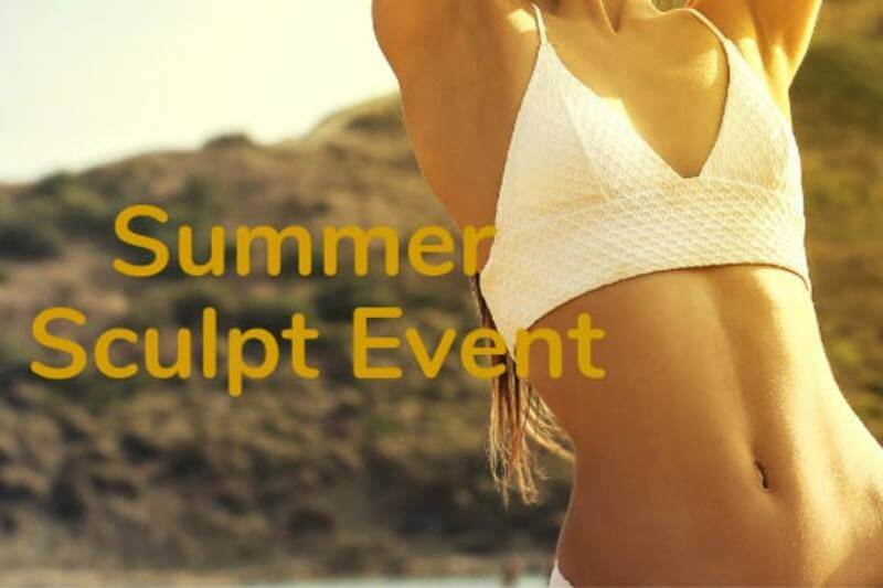 June 20: SLK Summer Sculpt Event