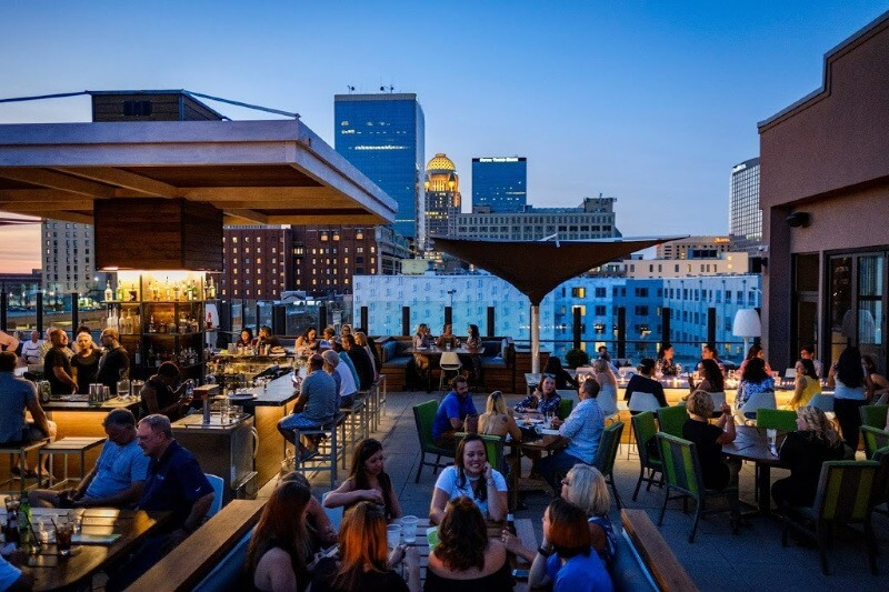 Rooftop Bars in Louisville