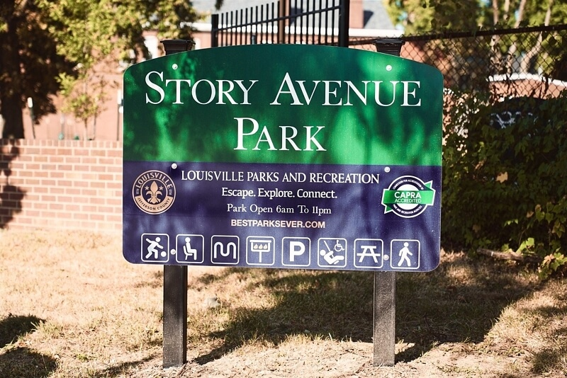 The Story Behind Story Avenue Park