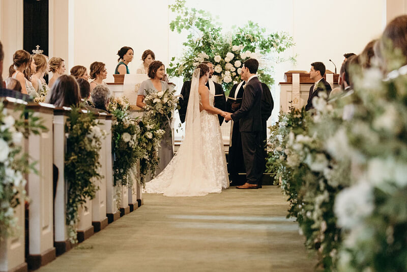 A Nashville Wedding: Olivia Coble Marries TJ Hicks
